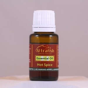 Essential Oil Hot Spice