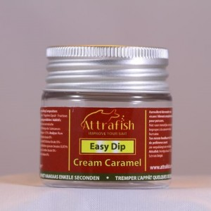 Easy Dip Cream Caramel