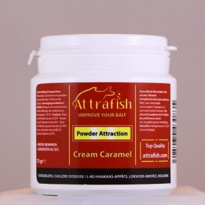 Powder Attraction Cream Caramel