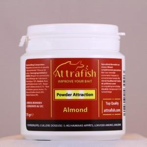 Powder Attraction Almond